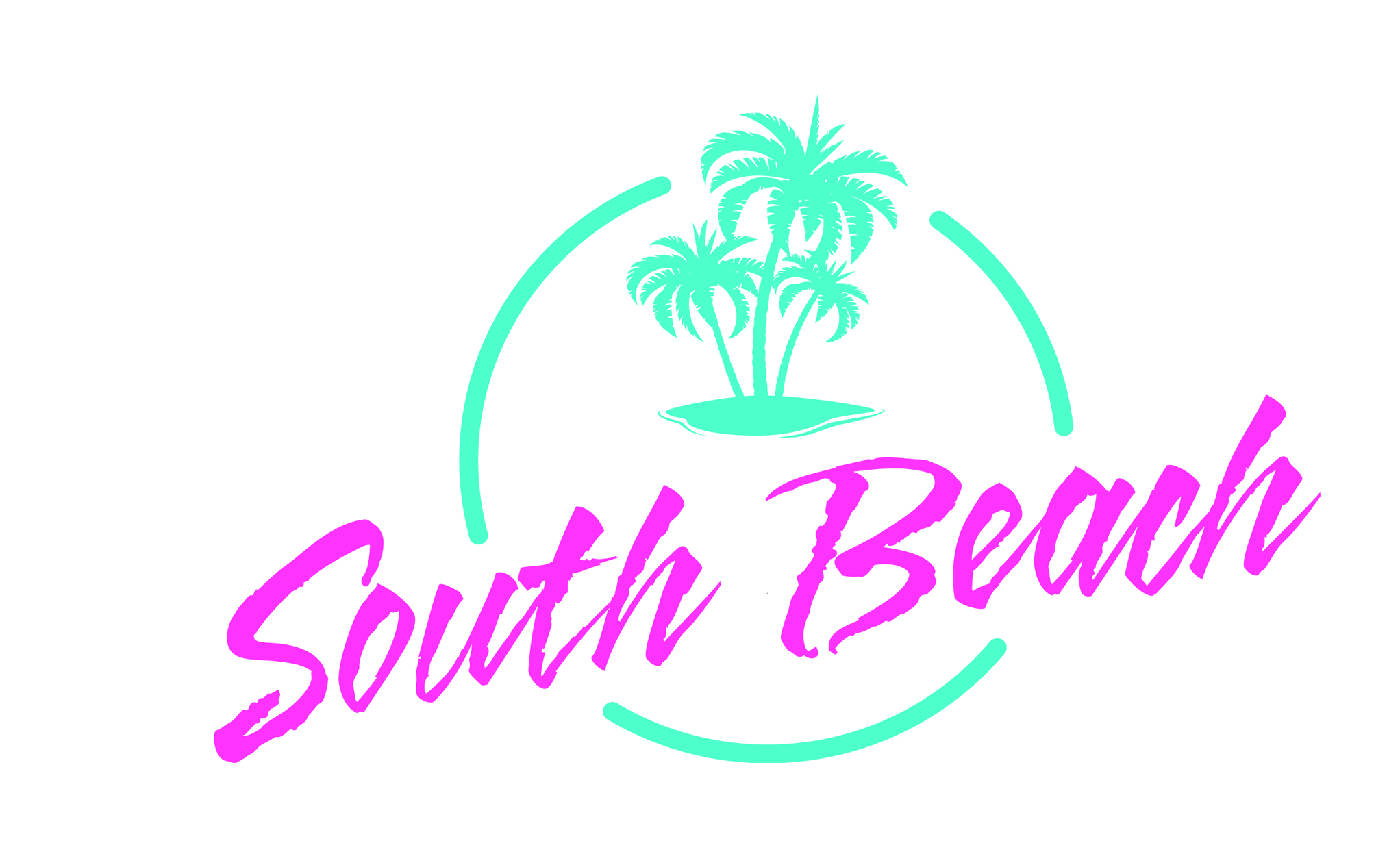 South beach logo : Phase one logo